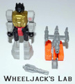 G1 Action Master Grimlock with Anti-Tank Cannon