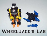 G1 Action Master Jackpot with Sights