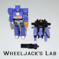 G1 Action Master Shockwave with Fistfight