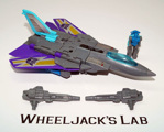 G1 Powermaster Darkwing with Throttle