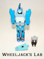 G1 Targetmaster Blurr with Haywire
