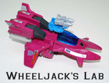 G1 Targetmaster Misfire with Aimless